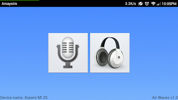 Screenshot of Air Waves (Lite)