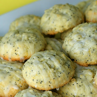 Poppy Seed Butter Cookie Recipes