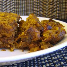 Curried Meatloaf