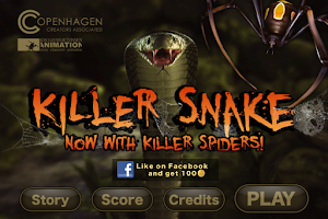 Screenshot of Killer Snake