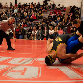 by Greg DesBrisay - Sports & Fitness Other Sports ( wrestling, referee, tumble, men )