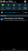 Screenshot of Malwarebytes Anti-Malware