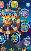 Screenshot of Ocean Bubble License Key
