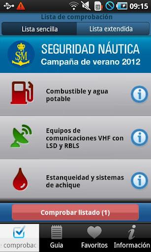【免費社交App】SM. Seguridad Náutica-APP點子