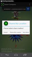 Screenshot of Smart Compass: Super Compass