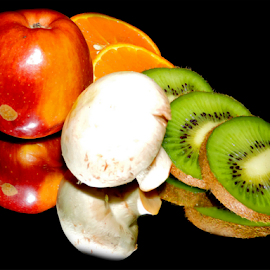 fruits with vegetables by LADOCKi Elvira - Food & Drink Fruits & Vegetables