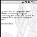 Bible Word of the Day icon