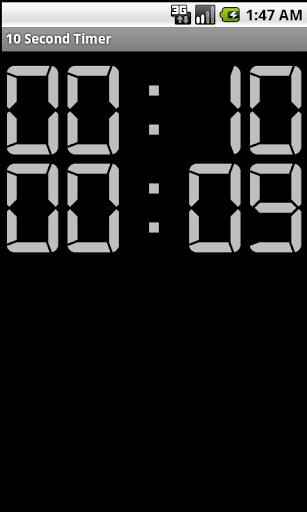 免費生產應用App|10 Second Timer|阿達玩APP