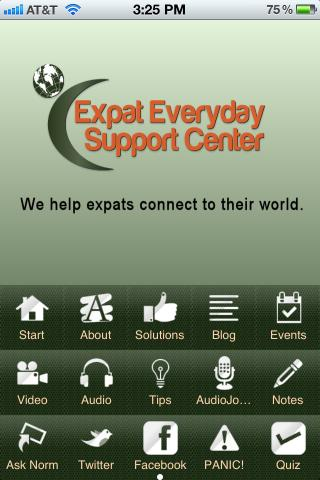 Expat Everyday Support Center