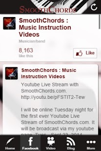 SmoothChords - screenshot