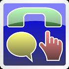 TT_Dialer-Talking Touch Dialer icon