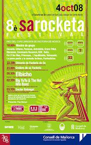 Cartell Sa Rocketa 2008