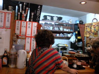 麺樹(そばじゅ)・店内