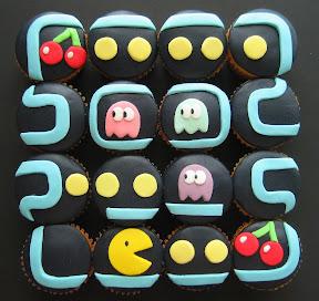 NHenderson_Pacman_cupcakes