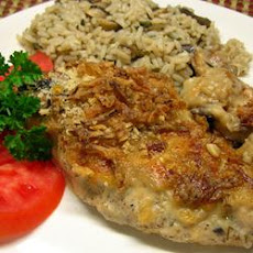 Swiss Sherry Chicken