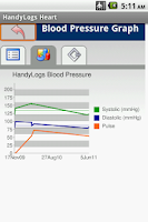 Screenshot of HandyLogs Heart