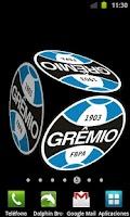 Screenshot of 3D Grêmio Fundo Animado