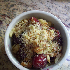 Cherry Cobbler (Delicious AND Allergen Free)
