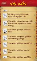 Screenshot of Văn Khấn Cúng giỗ