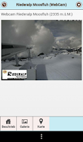 Screenshot of Aletsch alpmove Reiseführer