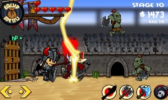 Screenshot of Colosseum