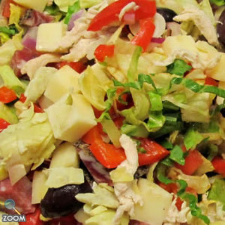 Chopped Garbage Salad
