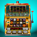 Galaxy Slot Machine 5 reels icon