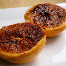 Healthy & Delicious: Broiled Grapefruit