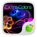 Extra Colors GO Keyboard Theme 3.87 Apk