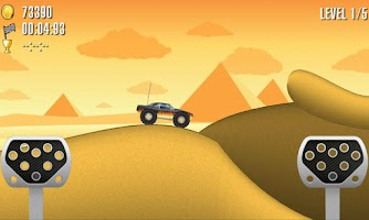 Screenshot of Crazy Wheels: Monster Trucks