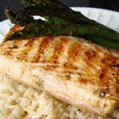 Lime-Marinated Mahi Mahi