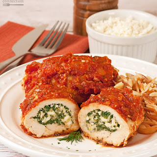 Low Fat Stuffed Chicken Breast Recipes