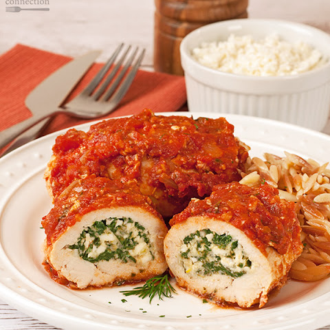 Baked Stuffed Chicken Breast With Spinach Recipes   Yummly