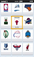 Screenshot of Logo Quiz - Sports Logos