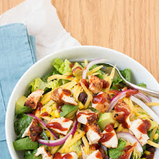 BBQ Chopped Chicken Salad