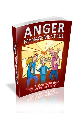 How to Deal with Your Anger