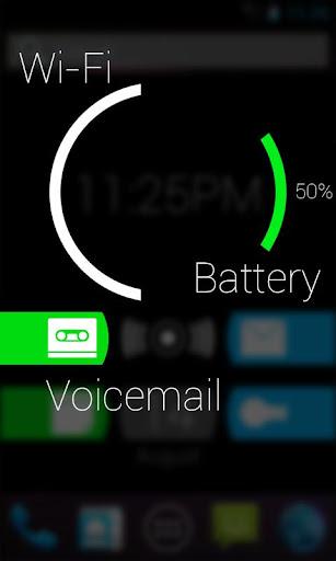 【免費個人化App】Utility HUD Black-APP點子