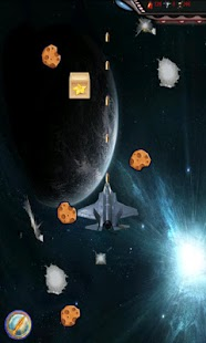 Shoot Asteroid - screenshot