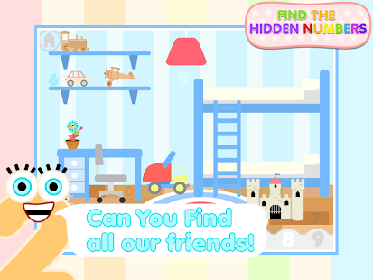 Find The Hidden Numbers - screenshot