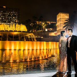 Love Is The Beauty Of The Soul by Yansen Setiawan - Wedding Other ( creative, art, losangeles, illusion, love, dtla, yansensetiawanphotography, fineart, prewedding, d800, wedding, fountain, lifestyle, la, photographer, yansensetiawan, nikon, night shoot, yansen, engagement )