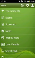 Screenshot of Albatros Mobile Services
