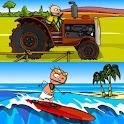 iPLOK! ferme + plage icon