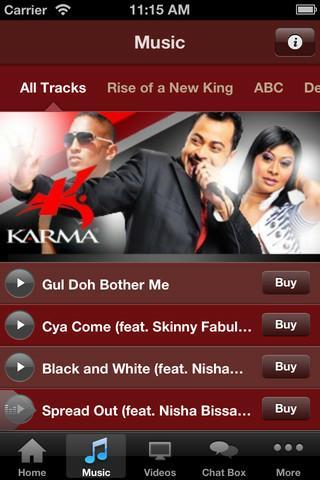 Ravi B and Karma