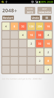 Screenshot of 2048 Plus