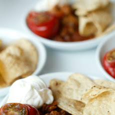 Easy Chili Appetizer
