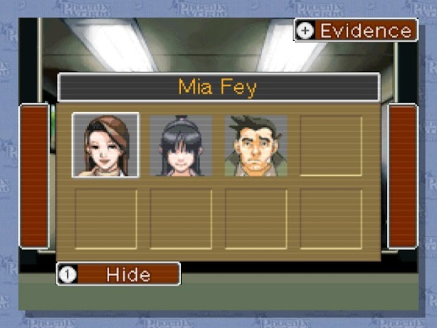 Ace Attorney Series (WiiWare)