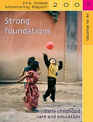 Cover of the Education for All Global Monitoring Report 2007