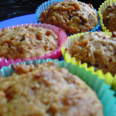 Even Healthier Morning Glory Muffins