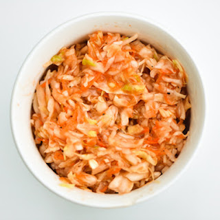 Lexington-Style Red Coleslaw