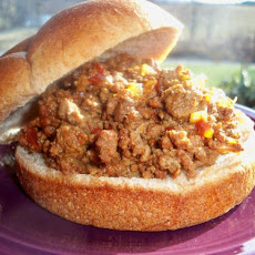 Sloppy Joes (Ww and Crock-Pot)